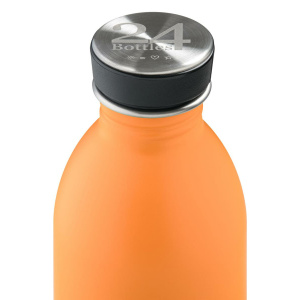 24 Bottles Urban Bottle orange 0