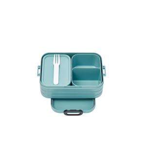 Mepal bento lunchbox take a break midi - nordic green 185 x 120 x 65 (8711269947693)
