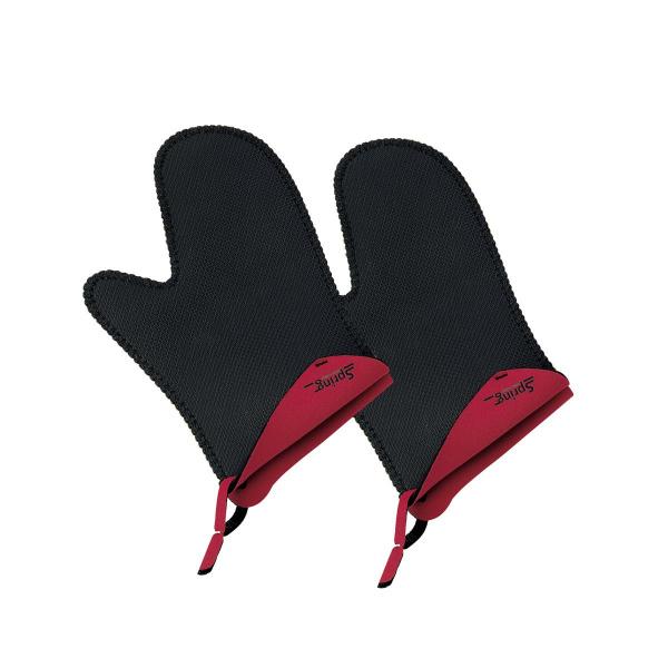 Spring Handschuhe kurz rot 2er Set ''Spring Grips''  (7640113011291)