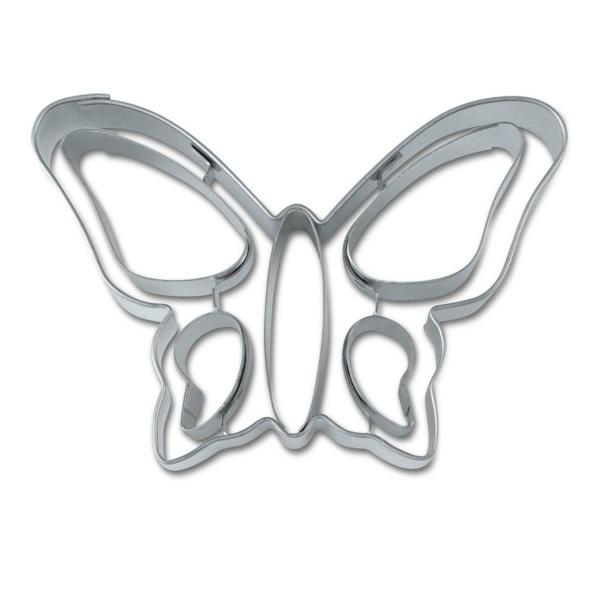 Städter Ausstecher Schmetterling ca. 8 cm  (4018598069138)