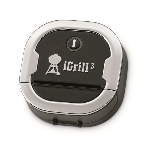 Weber Weber Thermometer iGrill3 passend für alle Genesis II Modelle (0077924052149)