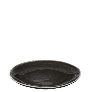 Broste Dessertteller Ø20cm Nordic Coal (5710688118731)