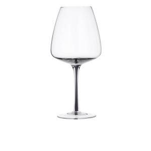 Broste Rotweinglas Smoke Clear/Grey Ø 10