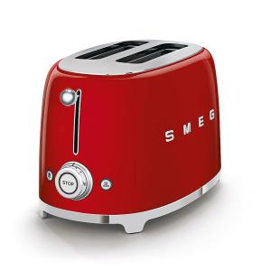 SMEG Toaster 2 Scheiben Rot 50 Style (8017709186968)