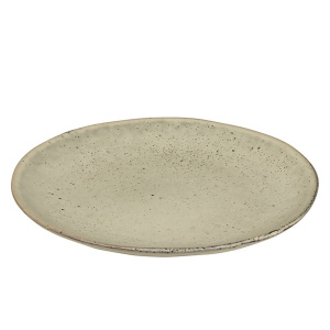 Broste Dessertteller Ø20cm Nordic sand (5710688040674)