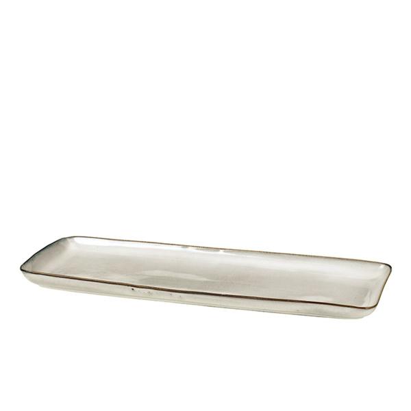 Broste Platte rechteckig 35 cm Nordic Sand (5710688094783)