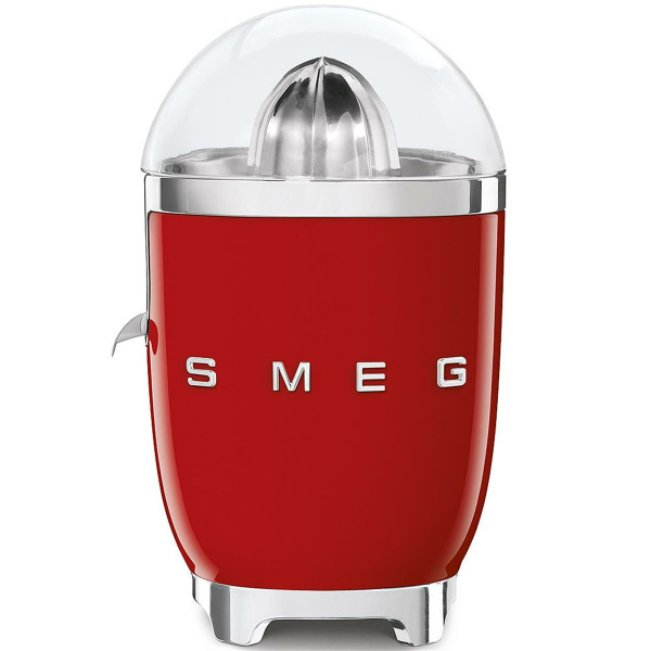 SMEG Zitruspresse rot Retro Style 50 Style (8017709234195)