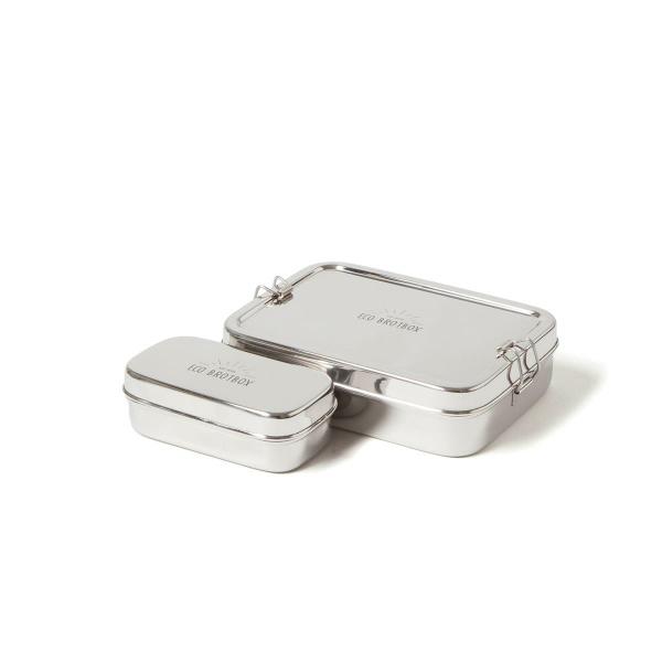 Eco Brotbox 2 tlg.Brotbox 18