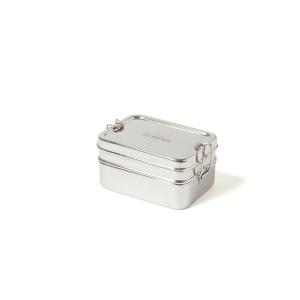 Eco Brotbox Dabba Magic incl. Snackbox 11x15x7