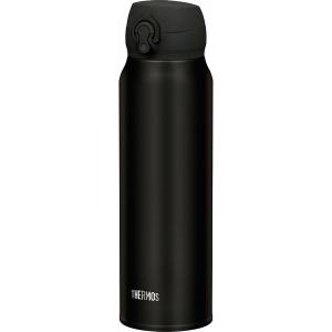 Thermos Isoliertrinkflasche Ultralight schwarz 0