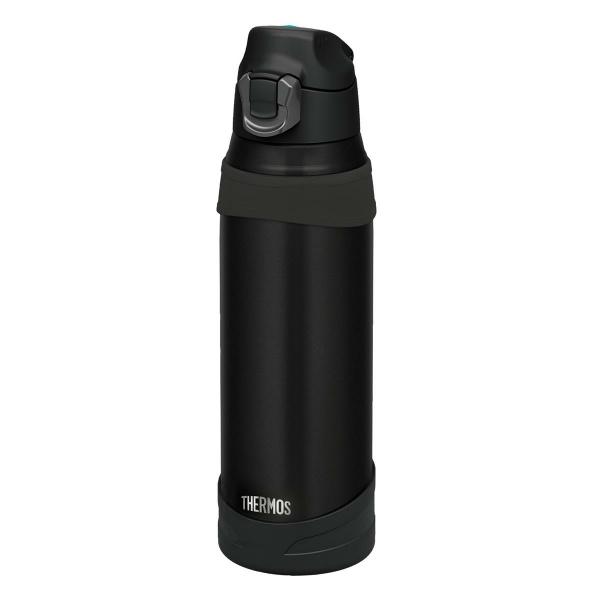 Thermos Isoliertrinkflasche Ultralight schwarz 1
