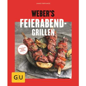 Weber Buch Weber's Feierabendgrillen  (9783833865381)