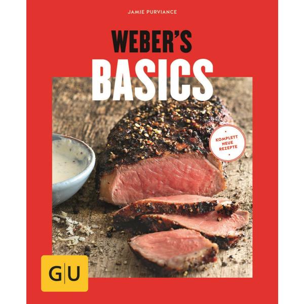 Weber Buch Weber's Basics  (9783833865398)