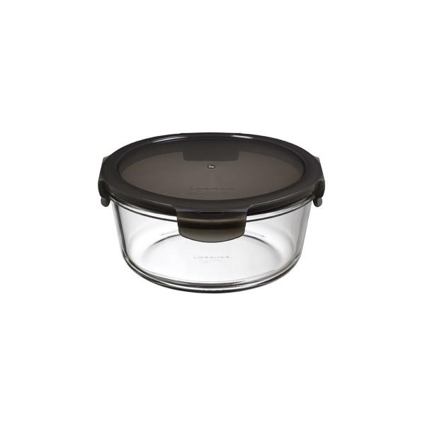ISI Vorratsdose aus Glas 950 ml rechteckig hitzebestän D. 180 x 82 mm (8803733239950)