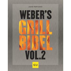 Weber Buch Weber's Grillbibel Vol. 2  (9783833869754)