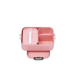 Mepal bento lunchbox take a break midi - nordic pink 185 x 120 x 65 (8711269947716)