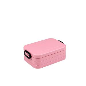 Mepal lunchbox take a break midi - nordic pink 185 x 120 x 65 (8711269935126)