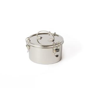 Eco Brotbox Lunchbox Tiffin Bowl Plus mit Tellereinsatz 16x10cm ()