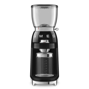 SMEG Kaffeemühle schwarz  (8017709283018)