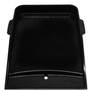 Weber Deluxe Plancha Grillplatte passend für Genesis II 300 / 400 / 600er-Serie (0077924146404)