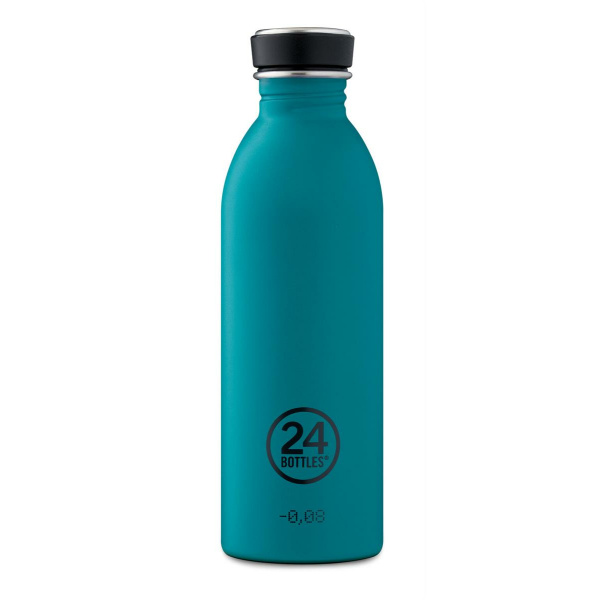 24 Bottles Urban Bottle  Atlantic Bay Stone 0