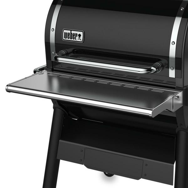 Weber SmokeFire EX4 Fronttisch aus Edelstahl (0077924153112)