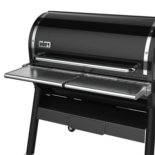 Weber SmokeFire EX6 Fronttisch aus Edelstahl (0077924153129)