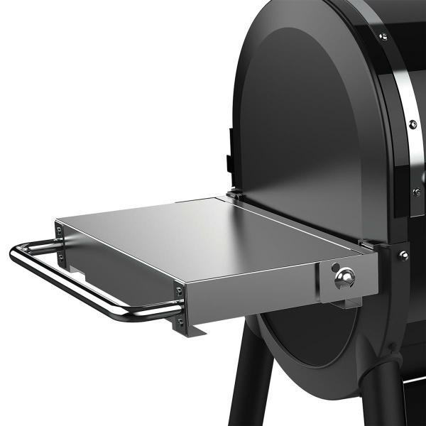 Weber SmokeFire Seitentisch aus Edelstahl (0077924153105)