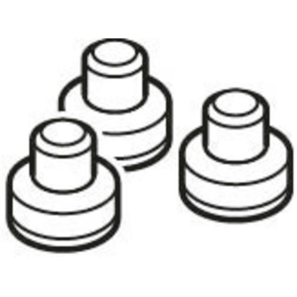 Silit Aromaschutzkappe Sicomatic  t-plus/T/L/SN 3 Stück (4004633047674)