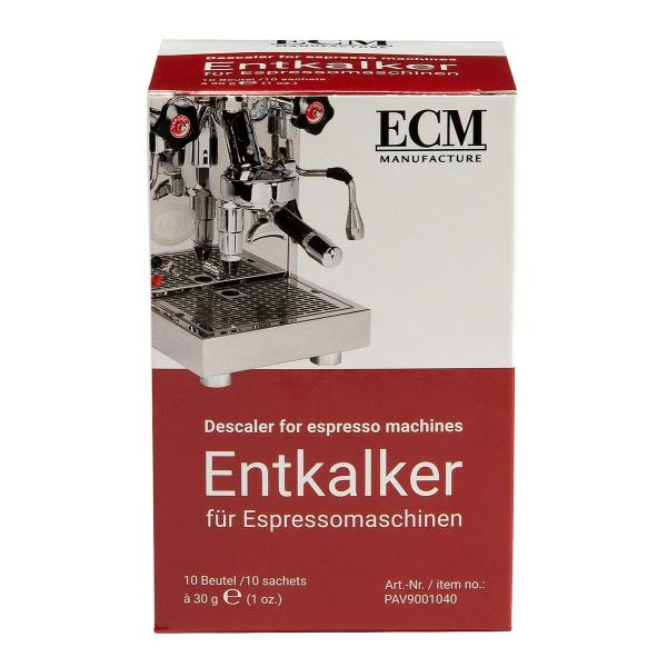 ECM Entkalkungspulver 10 Beutel (4260013825847)