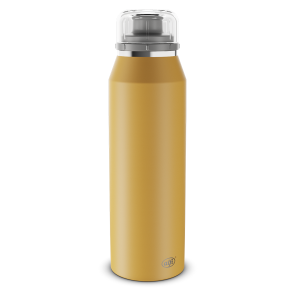 Alfi Isolier-Trinkflasche spicy mustard 0