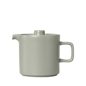 Blomus Teekanne - mirage grey - Pilar Ø 12cm