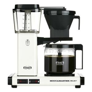 Moccamaster Off-white Kaffeemaschine KBG Select (8712072539747)