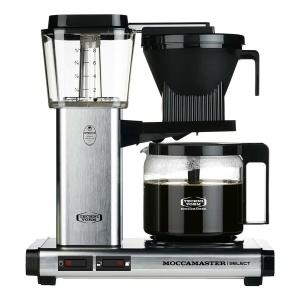 Moccamaster Brushed Kaffeemaschine KBG Select (8712072539792)
