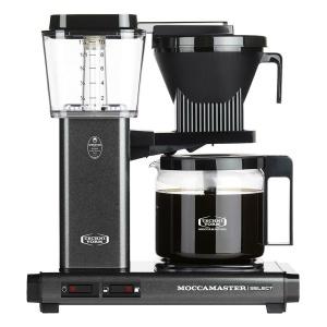 Moccamaster Stone Grey Kaffeemaschine KBG Select (8712072539808)