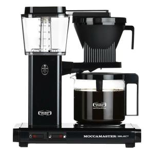Moccamaster Black Kaffeemaschine KBG Select (8712072539877)