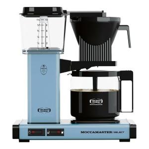 Moccamaster Pastel Blue Kaffeemaschine KBG Select (8712072539754)