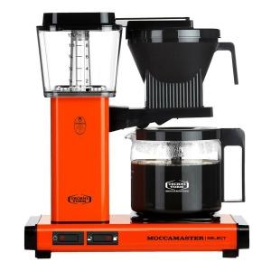 Moccamaster Orange Kaffeemaschine KBG Select (8712072539860)